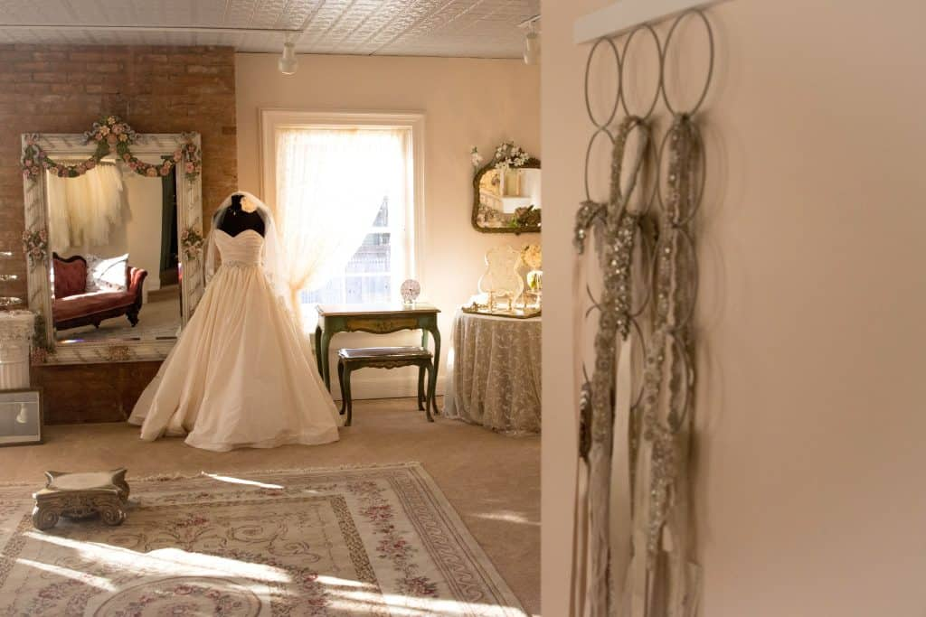Upstate NY Bridal Accessory Boutique