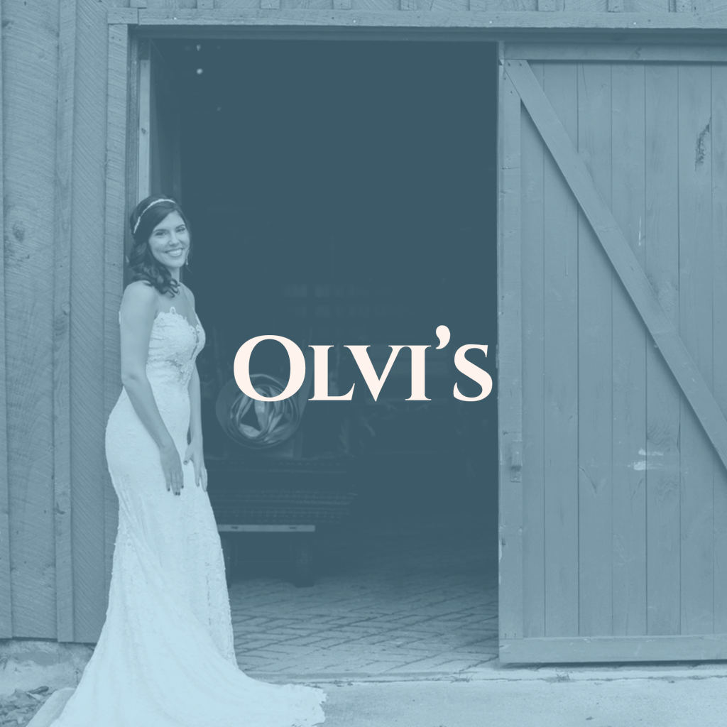 stretch lace wedding dresses by olvi