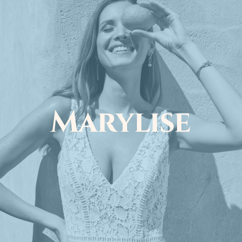 Marylise Bridal Gowns shop by click through image